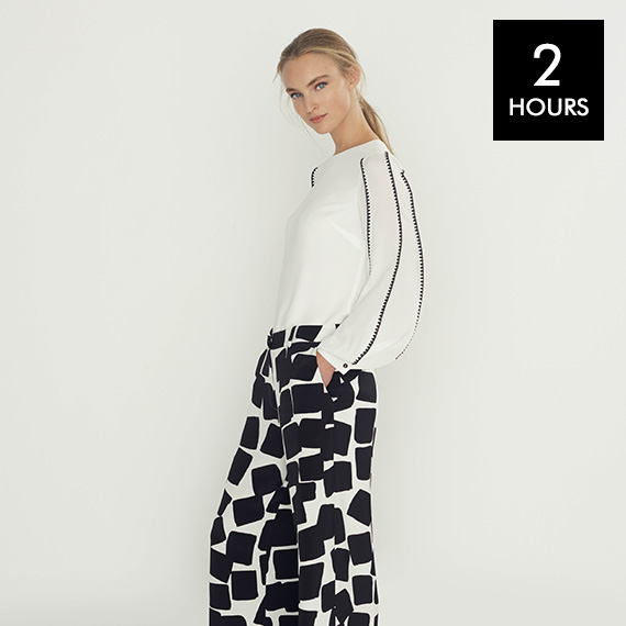 personal styling - Make your appointment now - Style update with Hobbs