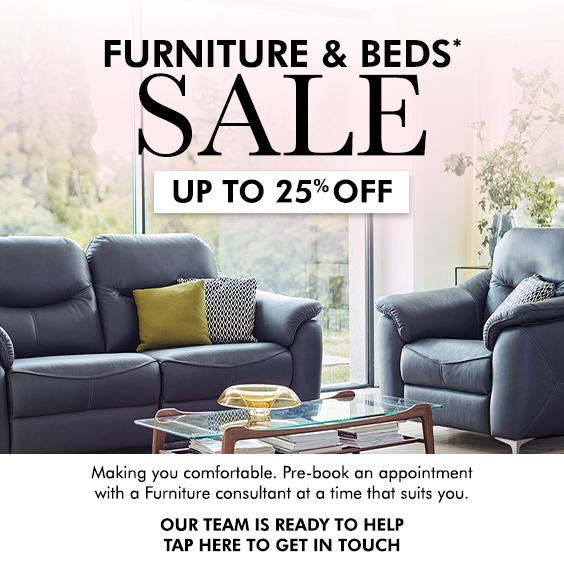 Furniture & Beds sale